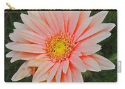 Pink Gerbera Daisy Carry-all Pouch