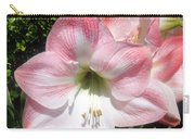 Pink Hippeastrum 01 Carry-all Pouch