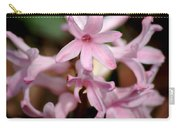 Pink Hyacinth Carry-all Pouch