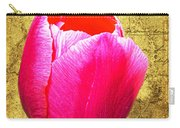 Pink Impression Tulip Carry-all Pouch