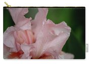 Pink Iris Study 1 Carry-all Pouch