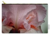 Pink Iris Study 5 Carry-all Pouch