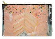 Pink Layer Cake Carry-all Pouch