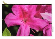 Pink Lilies Blooming Carry-all Pouch