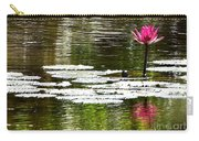 Pink Lily 12 Carry-all Pouch