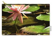 Pink Lily 14 Carry-all Pouch