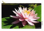 Pink Lily 9 Carry-all Pouch