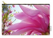 Pink Magnolia Flower Art Print Botanical Tree Baslee Troutman Carry-all Pouch