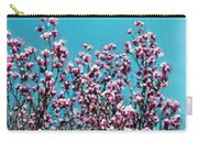 Pink Magnolia Splendor Carry-all Pouch