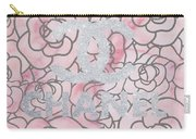 Pink Marble Chanel Carry-all Pouch