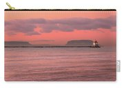 Pink Morning In The Bay Of Thunder Carry-all Pouch
