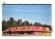 Pink Mountain British Columbia Carry-all Pouch