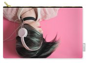 Pink Music Time Carry-all Pouch