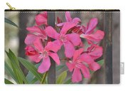 Pink Oleander II Carry-all Pouch