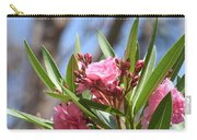 Pink Oleander IIi Carry-all Pouch