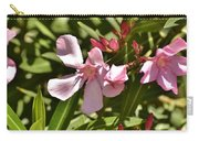Pink Oleander Iv Carry-all Pouch