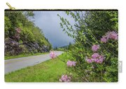 Pink On The Parkway Carry-all Pouch