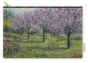 Pink Orchards Garden Carry-all Pouch