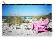Pink Paradise Vanilla Pop Carry-all Pouch