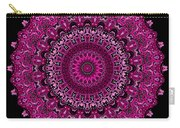 Pink Passion No. 7 Mandala Carry-all Pouch