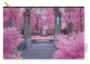 Pink Path To Paradise Carry-all Pouch