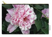Pink Peone Carry-all Pouch