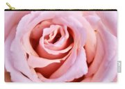 Pink Pink Rose Carry-all Pouch