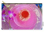 Pink Place Setting Carry-all Pouch