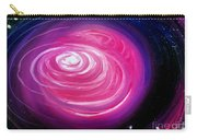 Pink Planet With Diffusing Atmosphere Carry-all Pouch