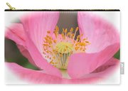 Pink Poppy Serenity Carry-all Pouch