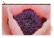 Pink Poppy Soul Carry-all Pouch
