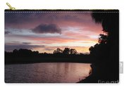 Pink Carry-all Pouch by Priscilla Richardson