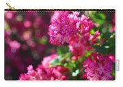 Pink Profusion 1 Carry-all Pouch