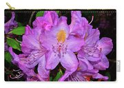 Pink Rhododendron 003 Carry-all Pouch