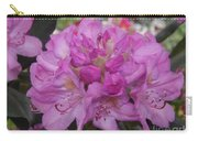 Soft Purple Rhododendron  Carry-all Pouch