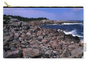Pink Rock Shoreline Carry-all Pouch