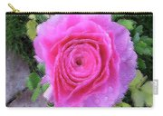 Pink Rose #064 Carry-all Pouch