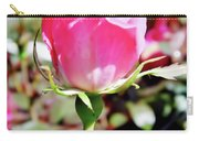 Pink - Rose Bud - Beauty Carry-all Pouch