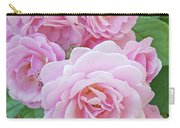Pink Rose Cluster II Carry-all Pouch