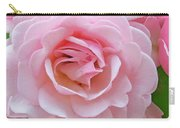 Pink Rose Cluster IIi Carry-all Pouch