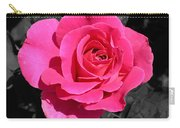 Perfect Pink Rose Carry-all Pouch