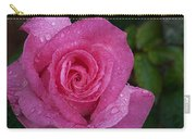 Pink Rose, Rosa Carry-all Pouch