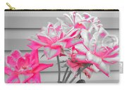 Pink Rose Tree Pop Carry-all Pouch