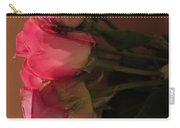 Pink Roses 2 Carry-all Pouch