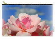 Pink Roses Against The Beautiful Arizona Sky Carry-all Pouch