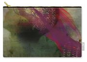 Pink Song Carry-all Pouch by Richard Ricci