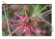 Pink Spikes Carry-all Pouch
