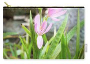 Pink Spring Bulb Carry-all Pouch
