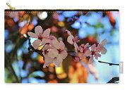 Pink Spring Flowers Carry-all Pouch