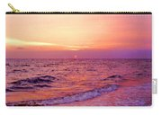 Pink Sunrise Carry-all Pouch